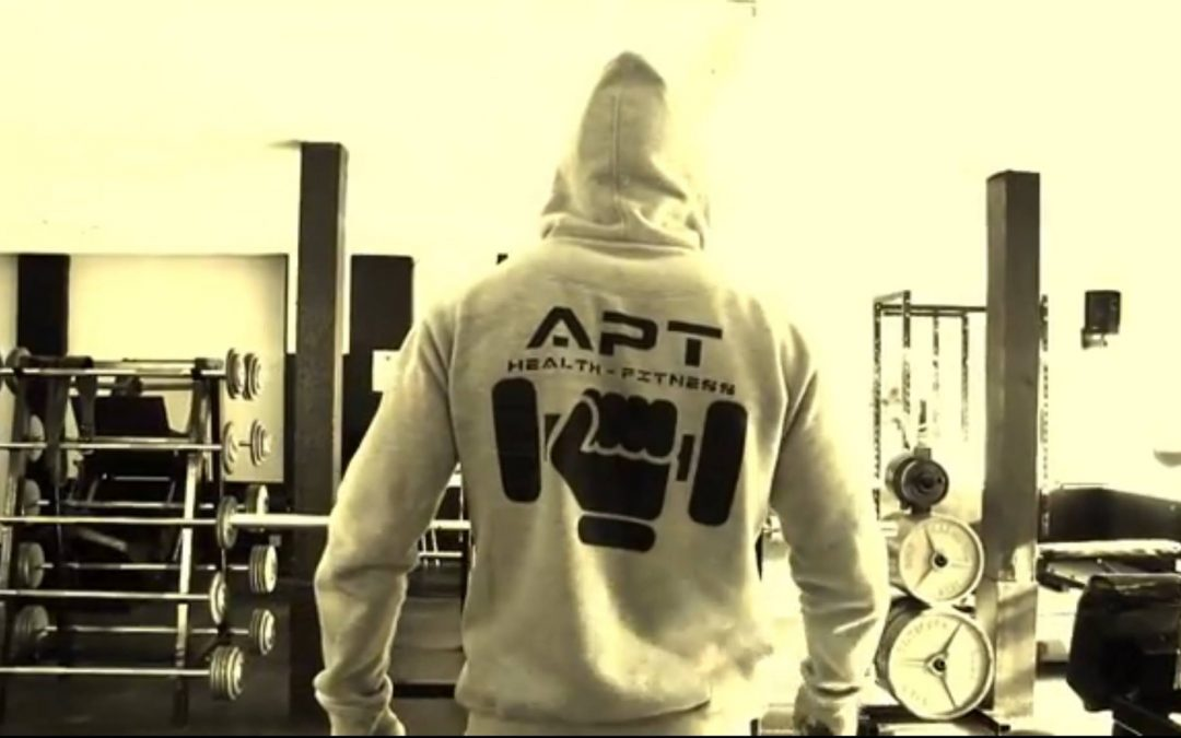 A big welcome to APT Fitness